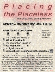 Placing the Placeless